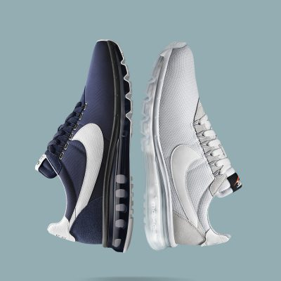 Designed by fragment designer Hiroshi Fujiwara, the Nike Air Max LD-Zero H will be available in select Nike stores in the country on March 26.