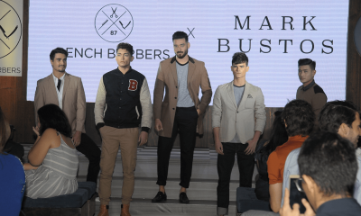 The Bench fashion show