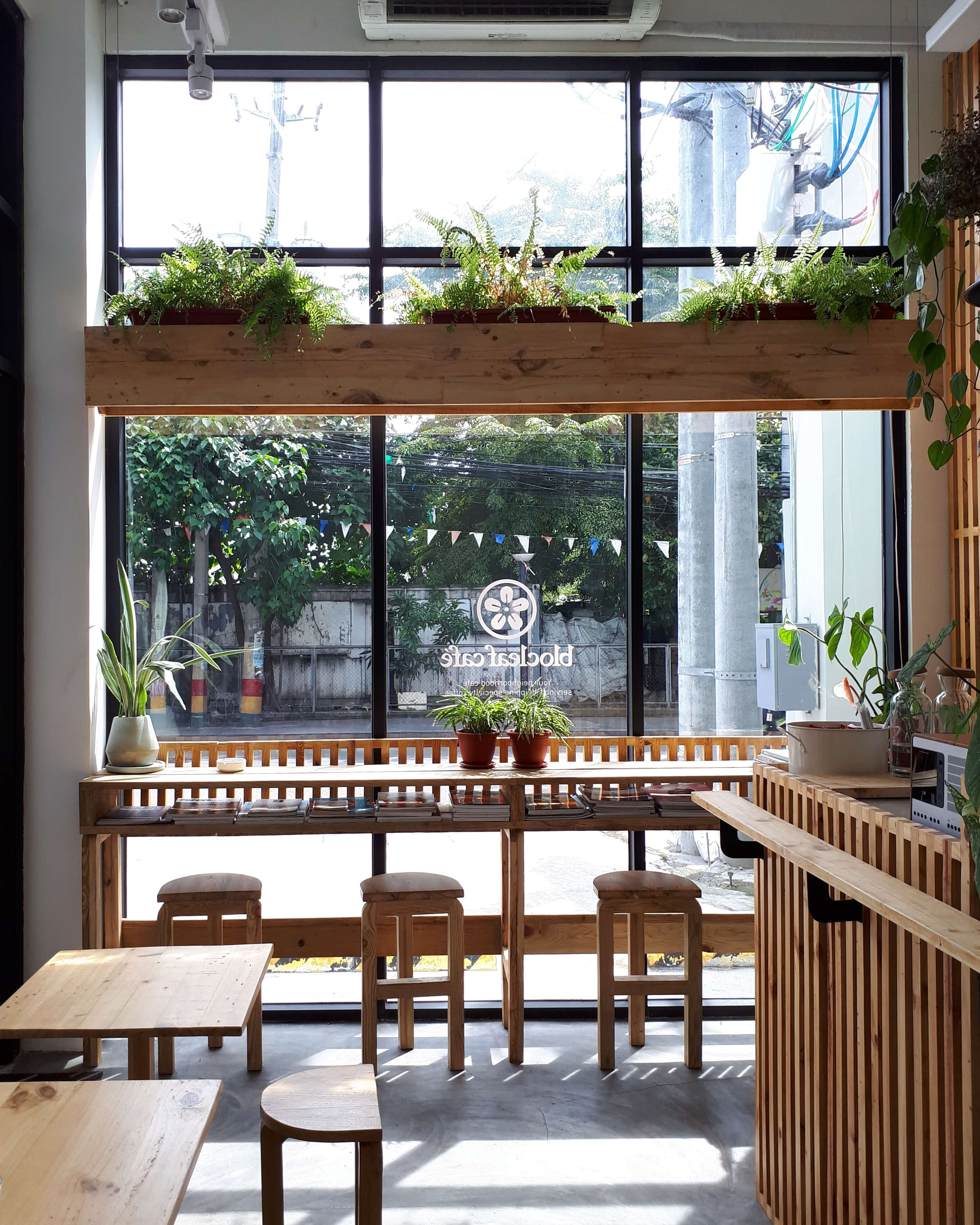 Careful Space Planning Tropical House Garage View: Must Visit: Blocleaf Café Is The Filipino Specialty Coffee