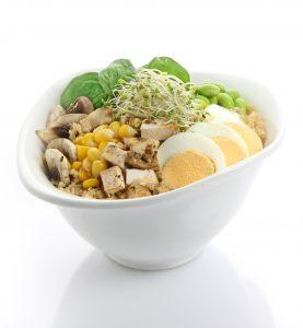Yeobo Yeobo Warm Grain Bowl