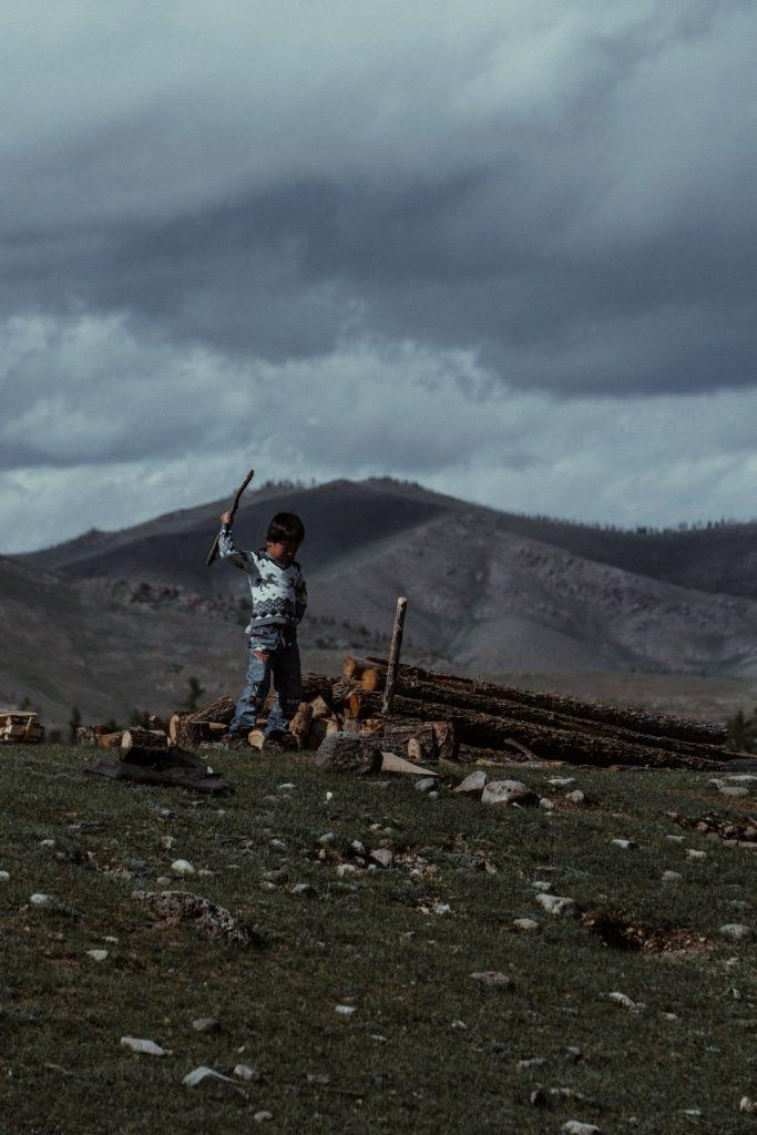 Travel Diary When In Mongolia According To Artu Nepomuceno Garage